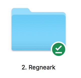 Offline tilgængelig mappe ved Google Drive File Stream