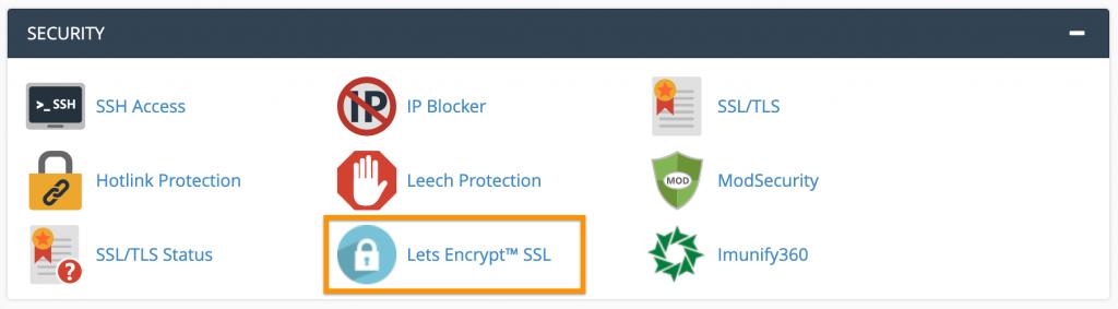 Sikkerhed - Lad os kryptere